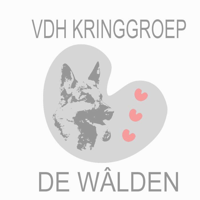 Kringgroep de Wâlden Logo